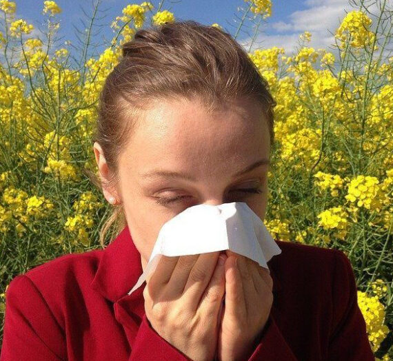 Treat Allergies Naturally