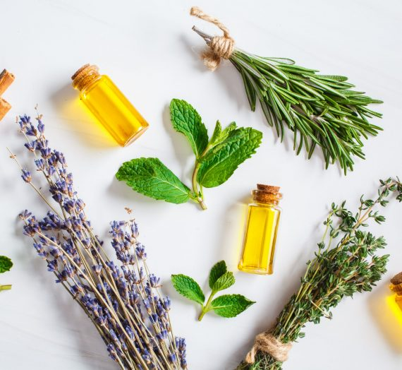 The Surprising Benefits of Essential Oils