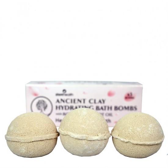 ADAMA BATH BOMBS BOX with 3 balls