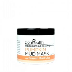 NEW PUMPKIN MUD MASK with FRENCH RED CLAY FRONT-550x550
