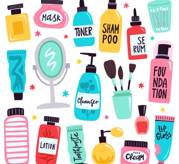 Glowing Your Skin Using Cleansers & Toners