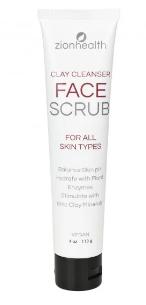 face scrub adama minerals